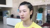 [BTV北京时间]170517 丁宁谈世乒赛前封闭训练 看《摔跤吧爸爸》很感动