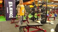 如何利用哑铃锻炼肱三头肌,铁牛哑铃助你拥有健壮身材【国语】