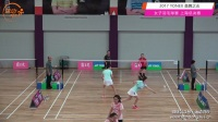 2017 YONEX 美舞之志 女子羽毛球赛 上海总决赛 公开组双打2