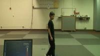 博世探测器人物行走测试-30pt