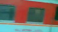 火车视频--天津站发车进站视频集锦_标清