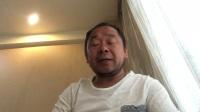 国际影帝、第63届意大利威尼斯国际电影节圣马克金狮奖电影《三峡好人》主演、知名制片人韩三明先生接收文水电视台记者采访片断,谈论梁秀嶷的剧本《全家福》的一些事宜。
