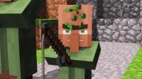 【Minecraft★我的世界★优质动画搬运】女巫的一生