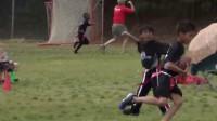 腰旗橄榄球比赛 9岁小球员 - Flag Football
