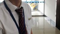 山东航空青岛地服林强,不作为,对旅客投诉置之不理。