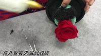 花儿宣言天猫旗舰店玻璃罩制作视频