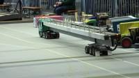 RC遥控卡车挖掘机活动