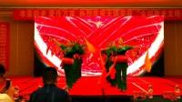 东城国际社区舞蹈队演出腰鼓:爱我中华(助阵天瑞)20170808_102953