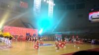 壶关县八一希望小学参加全国健美操山西省赛区颁奖晚会