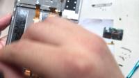 OPPO a59 a59m a59s 拆机图解视频教程 更换带框内外屏幕总成 电池后盖喇叭听筒 开机音量尾插排线