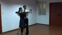 健身交谊舞教学-探戈(下)-基本步和花步_标清