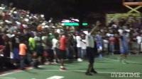 全场沸腾了!篮网后卫D'Angelo Russell街球赛上演疯狂绝杀