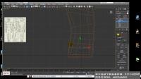 【视频教程】—3dmax角色建模—男性人体建模布线技巧1