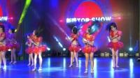 内蒙古贝丽东方舞(包荣老师团队)-新晔TOP SHOW名师表演秀