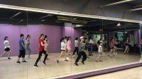武汉美豹舞蹈 hiphop爵士舞老师董颖老师课堂实录  歌名drop