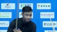 [乔氏台球]李赫文VS郝添 2017中式八球国际大师赛连云港站