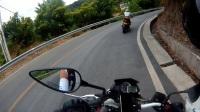 黄龙300骑行 319国道长寿回涪陵的路上