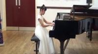 英伦国际华人音乐节玥宝儿钢琴比赛