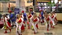 藏族舞蹈;吉祥谣(抚松艺术团)
