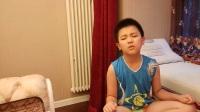 北京四年级小学生吴佳骏 圆周率正倒背2000位 9分钟