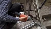 楼梯扶手磨口
