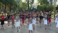 抚州素萍广场舞--阿尔斯楞的眼睛