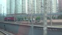 (车厢视角)Z6次列车终点到达北京西站