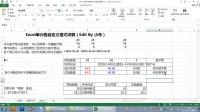2.Excel单元格自定义格式1-代码结构&参数解读