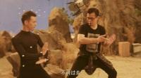 黄日华代言 新《射雕英雄传》页游 降龙公测