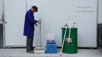 手摇油泵抽油检测