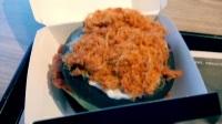 肯德基KFC愤怒的汉堡 莫吉托女孩鸡尾酒 芒果冰淇淋华夫筒 炸鸡翅试吃