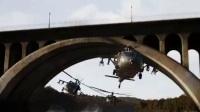 惊天危机 驾战机穿城营救 中弹坠毁砸白宫