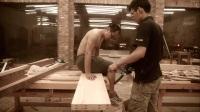 9分钟看懂木工桌怎么做 | 理木自制木工桌