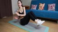 瑜伽减肥肚子视频