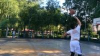 蓝盾篮球赛