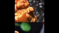 橄榄核雕刻《整身十八罗汉》精品橄榄核雕手串舟山名师核雕