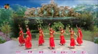 于梦广场舞《欢乐激情》编舞:春英·应子
