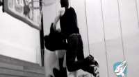秒杀nba!白乔丹复刻升级戈登扣篮大赛动作 篮球教学运球