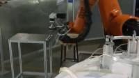 KUKA机器人与日本三协伺服电机自动攻牙机使用-环通科技18038314095