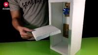 适合出租屋和宿舍用的简易小冰箱制作教程