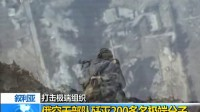 打击极端组织:俄空天部队歼灭200多名极端分子 170821
