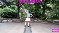 广州新盛广场舞,我不是你的人民币(背面演示)