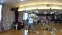 上课演示 waacking pose表达 蔡依林 舞娘 小五 GovernDance 街舞 机械舞 Popping