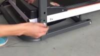 优步A6跑步机安装视频