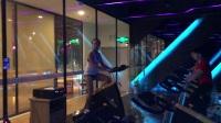 正能量(连锁)健身吉大店林雪霞教练动感单车