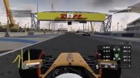 【Cal】F1 2017 游戏 职业生涯 第1赛季 第3站 巴林 雷诺