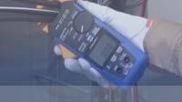 日置HIOKI钳形表的使用方法和选择方法5:泄漏电流的测量和滤波功能的介绍
