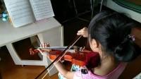 徐静仪铃木小提琴小步舞曲