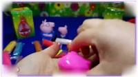 海尔兄弟用多彩泥粘土做蛋糕,彩虹小马 芭比娃娃 小猪佩奇