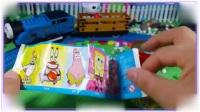 大耳朵图图与猪猪侠一起学习拆奇趣蛋玩具,叶罗丽宝贝 海尔兄弟